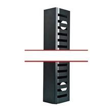 Lpcv24s Linkedpro Kit Organizador Vertical De Cable Sencillo