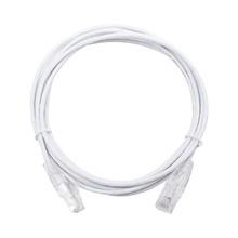 Lput6300wh28 Linkedpro Cable De Parcheo Slim UTP Cat6 - 3 M