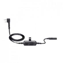 Opc2328 Icom Cable Adaptador Para Radios IP100H Con Switch D