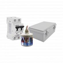 Pl16acd Epcom Powerline Kit De Centro De Carga Con Supresor