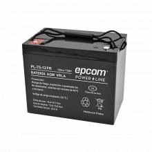 Pl7512fr Epcom Powerline Bateria De Ciclo Profundo AGM/VRLA