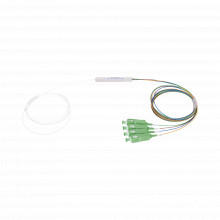Plc104scapc Fiberhome Splitter Divisor Optico Tipo PLC De