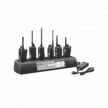 Pp6cep450 Power Products Multicargador Rapido De Escritorio