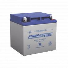 Ps12400nb Power Sonic Bateria De Respaldo UL De 12V 40AH / I