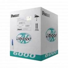 Pur6004ylfe Panduit Bobina De Cable UTP 305 M. De Cobre TX6