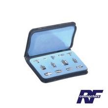 Rfa4027 Rf Industriesltd Kit Universal De 13 Adaptadores SM