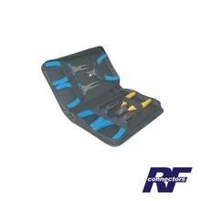 Rfa4081 Rf Industriesltd Juego De 6 Piezas. Incluye 4 Difer