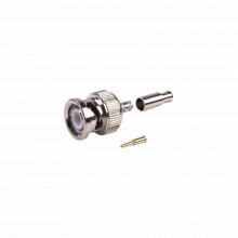 Rfb11065 Rf Industriesltd Conector BNC Macho De Anillo Pleg