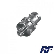 Rfb11424 Rf Industriesltd Adaptador En Linea De Conector BN
