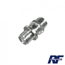 Rfn1023 Rf Industriesltd Adaptador Doble N Hembra Para Chas