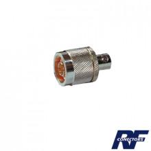 Rfn10371 Rf Industriesltd Adaptador En Linea De Conector N