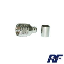 Rfu507si Rf Industriesltd Conector UHF Macho PL-259 Para
