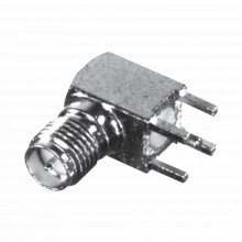 Rp33001 Rf Industriesltd Conector SMA Hembra Inverso En Ang
