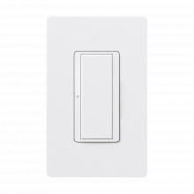 Rrd8answh Lutron Electronics Switch On/off Un Solo Polo/mult