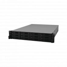 Rs2418plus Synology Servidor NAS Para Rack De 12 Bahias / Ex