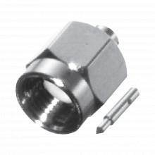 Rsa3500085 Rf Industriesltd Conector SMA Macho Para Cable S