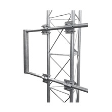 Sbluni3g Syscom Towers Brazo Para Torre Arriostrada Tipo U a