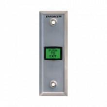 Sd7103gcpeq Enforcer Secolarm Boton De Salida De Placa Angos
