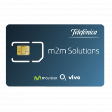 Sim25gps Syscom 25Mb Mensuales/ MULTI-CARRIERTelcel/Movista