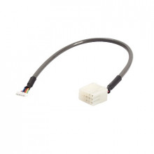 Skrrs Syscom Cable Para Radios KENWOOD Serie G / 60 / 80. ac