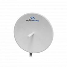 Spd452ns Radiowaves Antena Direccional Dimensiones 4 Ft