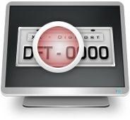 STD344003 Digifort DIGIFORT LPR QUAD DGFLP1000V7 - Motor LPR
