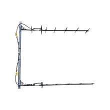 Sy3072sf1snm Sinclair Antena Yagi Doble Direcional De 7 Elem