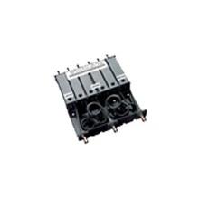 Sys45333s4 Syscom Duplexer 470-490 MHz Separacion Minima 4