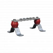 Tgbps1520al Total Ground Barra De Union De Aluminio De 5 Con
