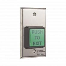 Ts2 Alarm Controls-assa Abloy Boton De Salida De Accion Mome