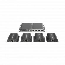 Tt714pro Epcom Titanium Kit De Distribuidor HDMI De 1 Fuente