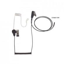 Txehmav2 Txpro Microfono - Audifono De Solapa Con Tubo Acust