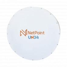 Un34 Netpoint Blindaje Especial Para Alta Inmunidad Al Ruido