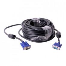 VGA15M Epcom Powerline Extension de cable VGA- VGA de 15 met