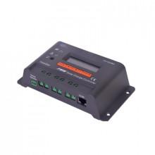 Vs1024bn Epever Controlador Solar De Carga Y Descarga PWM 12