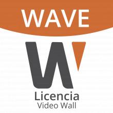 Wavevw02 Hanwha Techwin Wisenet Licencia WAVE De Video Wall