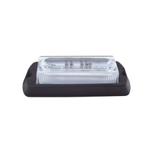 X13rw Epcom Industrial Luz Auxiliar Ultra Brillante De 8 LED