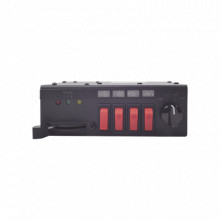 X303 Epcom Industrial Controlador Para Barra De Luces X37RB
