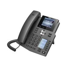 X4 Fanvil Telefono IP Empresarial Para 4 Lineas SIP Con 2 Pa