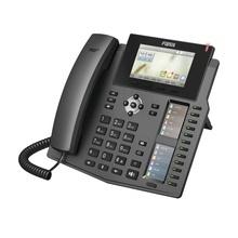 X6 Fanvil Telefono IP Empresarial Para 20 Lineas SIP Voz HD