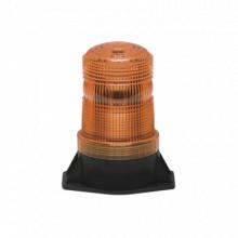X6262A Ecco Mini Burbuja de LED Serie X6262 Color Ambar est