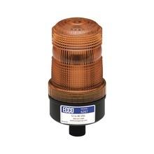 X6267a Ecco Mini Baliza De LED Color Ambar Montaje Permanent