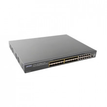 Xgs324242 Planet Switch Core Capa 3 De 24 Puertos SFP 1Gbps