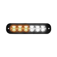 Xtp6aw Code 3 Luz Auxiliar Serie X3705 6 LEDs Ultra Brillan