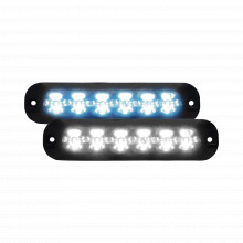Xtp6mcbw Code 3 Luz Auxiliar Serie X3705 6 LEDs Ultra Brill