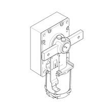 119rig333 Came Motorreductor Para Barreras GARD4 / Refaccion