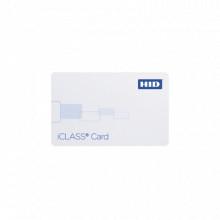 2100PGGMN Hid Tarjeta iCLASS 2k Delgada PVC Compuesto / Gara