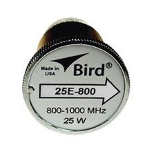 25e800 Bird Technologies Elemento De 25 Watt En Linea 7/8 Pa