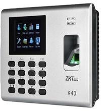 ZKT061025 Zkteco ZKTECO K40 - Control de Acceso y Asistencia