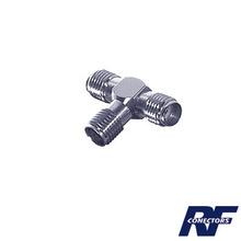 Rsa3401 Rf Industriesltd Adaptador En T De Triple Conector